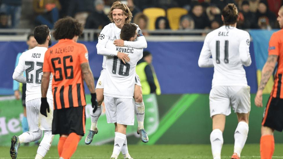 Mateo Kovačić e Luka Modrić foram revelados pelo Dinamo Zagreb, da Croácia [Varzesh]
