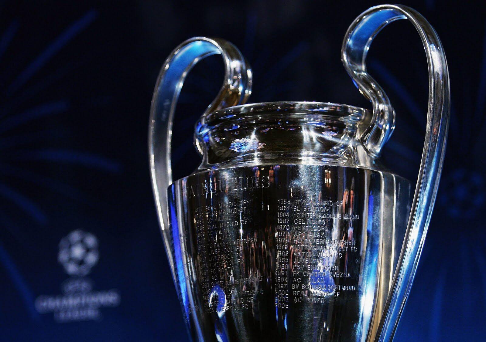 Dicas de Betting – 1º Rodada – Champions League