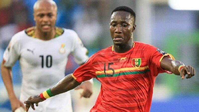 Depois do título da Liga dos Campeões, Naby Keïta é o principal nome de Guine.