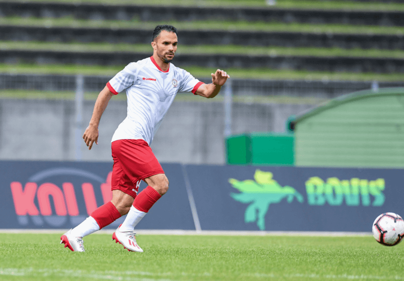 Jérémy Morel é a experiência em campo para Madagascar na CAF.