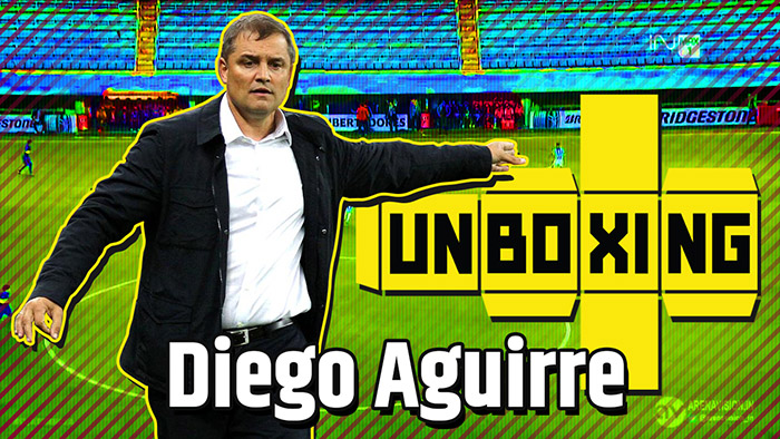 UNBOXING #10 | Diego Aguirre