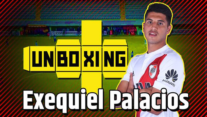 UNBOXING #17 | Exequiel Palácios