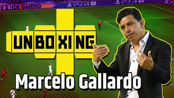 UNBOXING #12 | Marcelo Gallardo