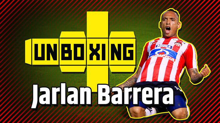 UNBOXING #20 | Jarlan Barrera