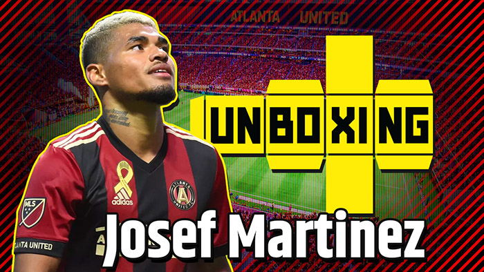 UNBOXING #18 | Josef Martinez