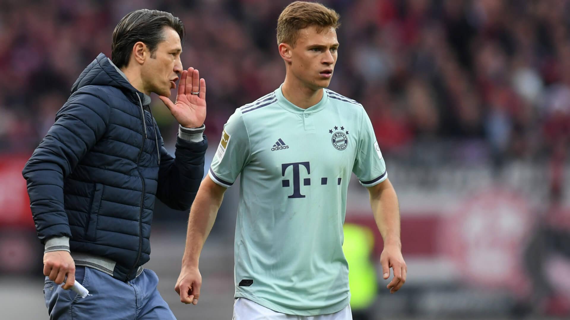 As bases do Bayern 2.0 de Niko Kovac
