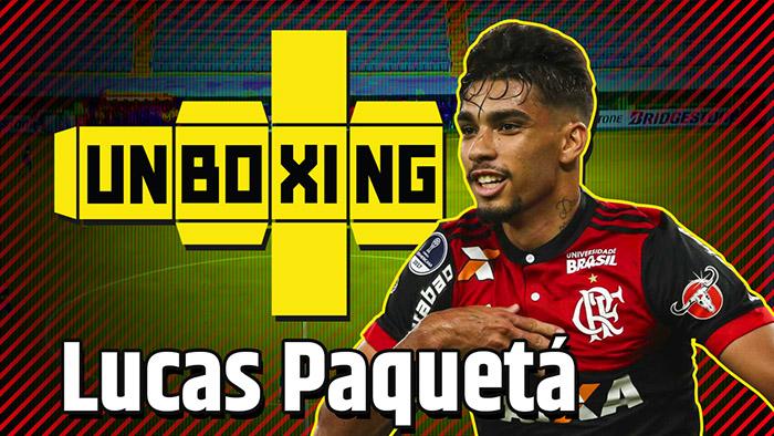 UNBOXING #2 | Lucas Paquetá