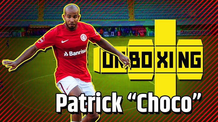 "UNBOXING #15 | Patrick ""Choco"" Nascimento"