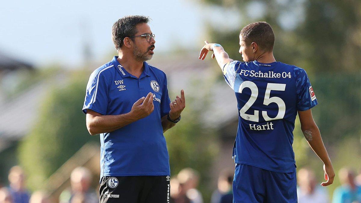 As chaves do Schalke de David Wagner