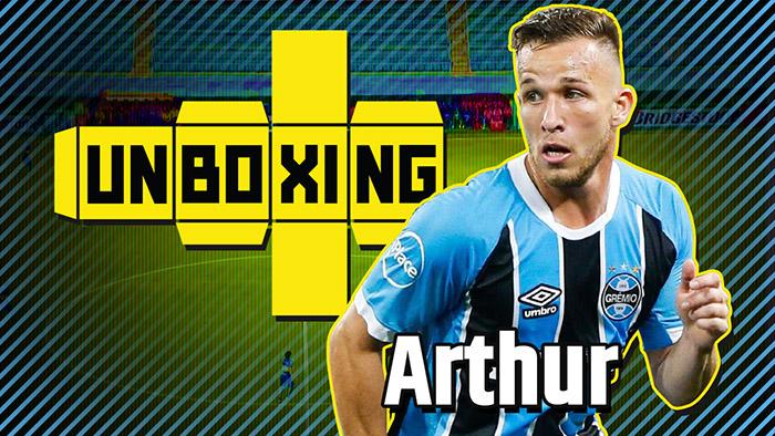 UNBOXING #4 | Arthur Melo