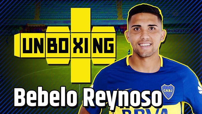 "UNBOXING #3 | Emanuel ""Bebelo"" Reynoso"