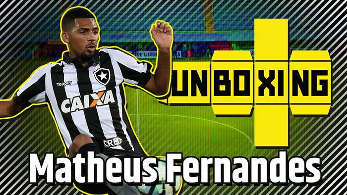 UNBOXING #8 | Matheus Fernandes