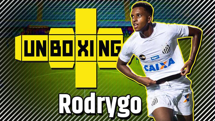 UNBOXING #6 | Rodrygo