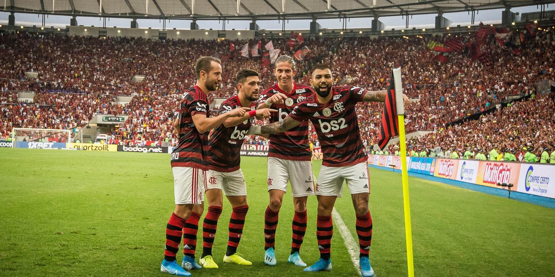 Flamengo: da água para o vinho