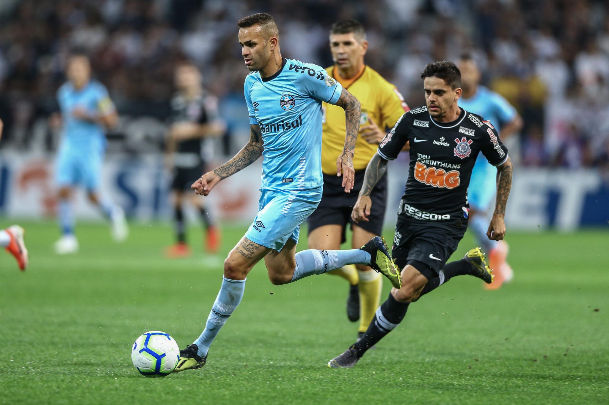 Como Luan jogará no Corinthians de Tiago Nunes?