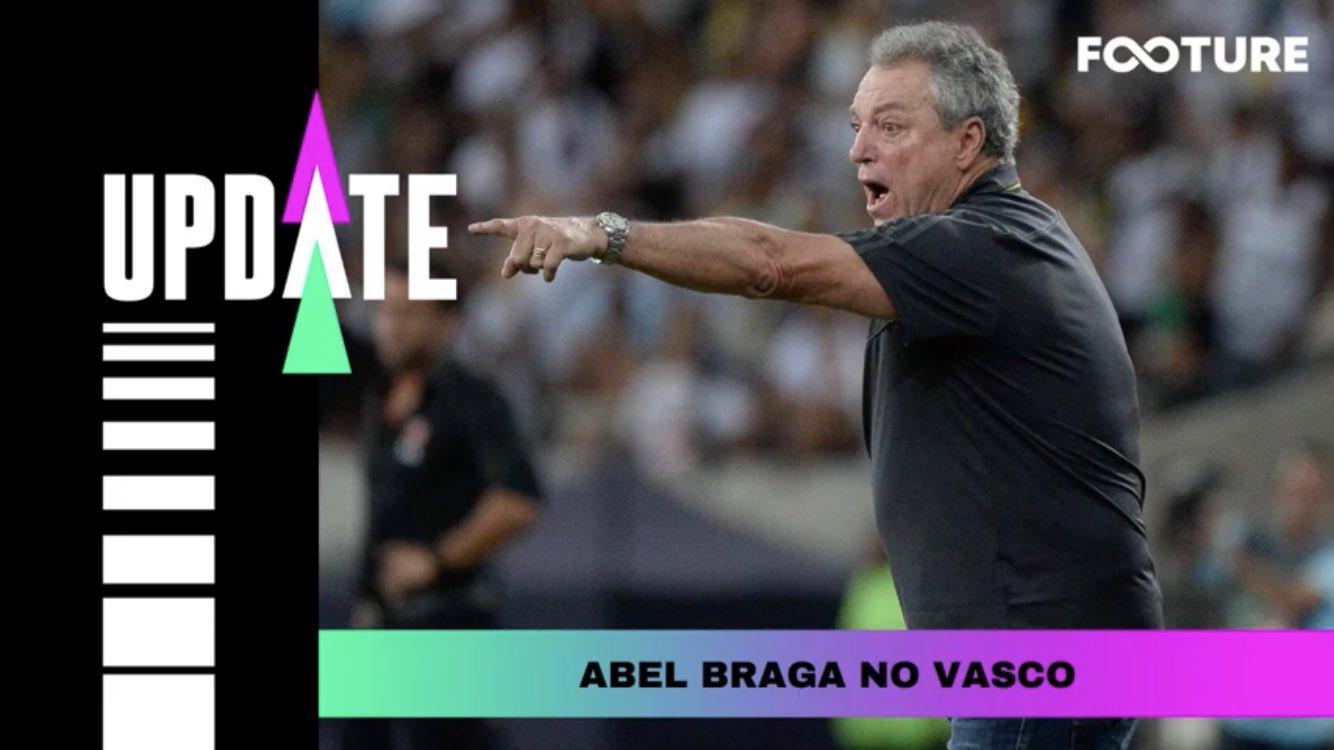 Abel Braga no Vasco: dois passos para trás?