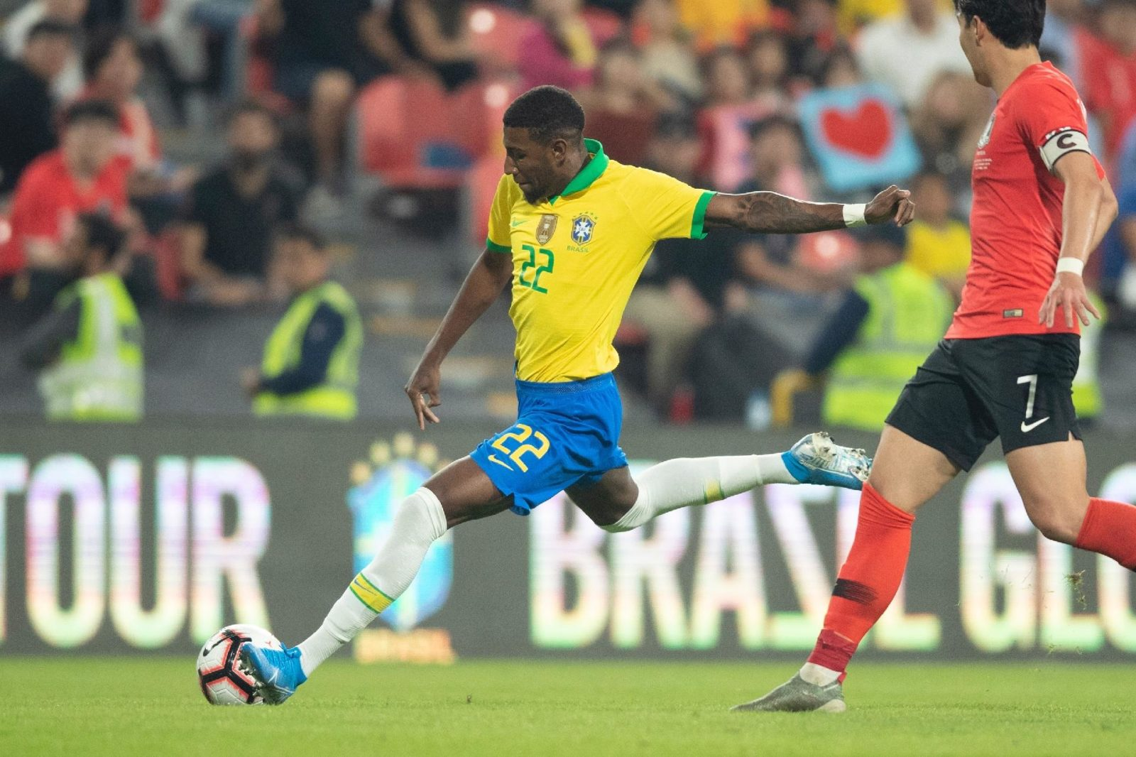 Emerson - Seleção Brasileira