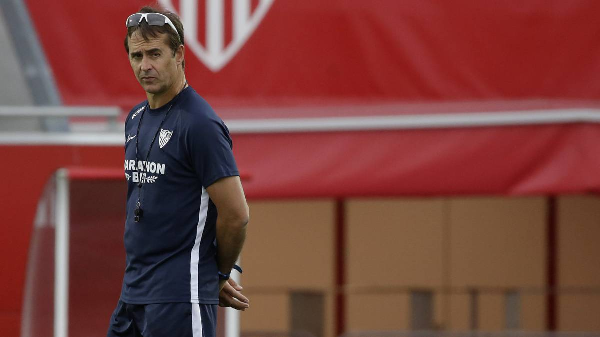 Lopetegui, Monchi e o retorno do competitivo Sevilla