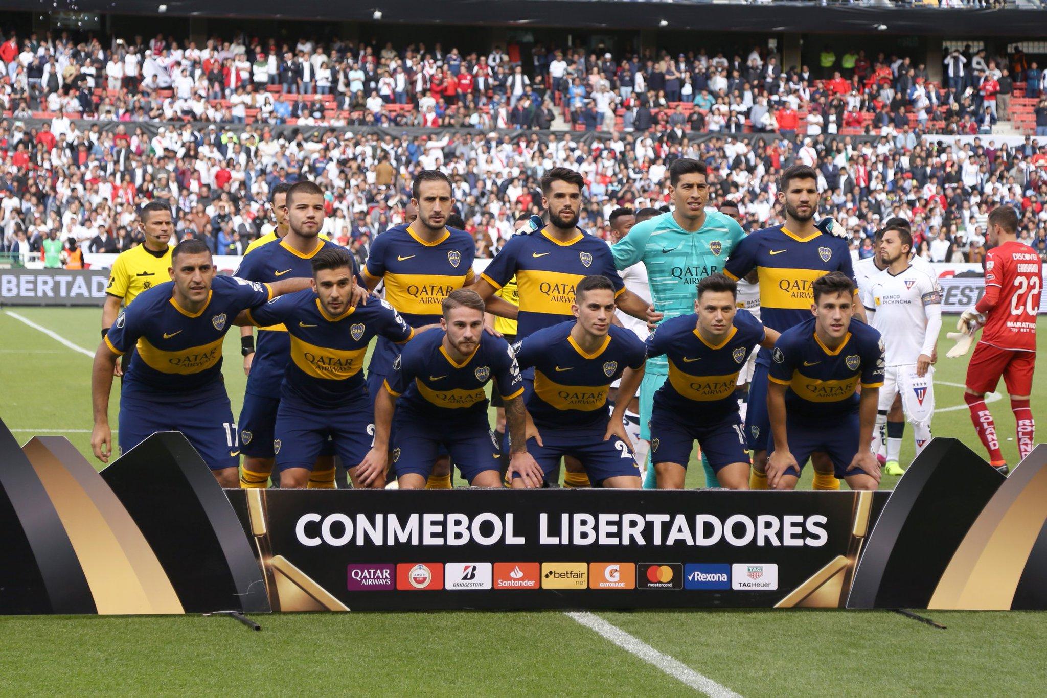 A busca por estabilidade ofensiva no Boca Juniors