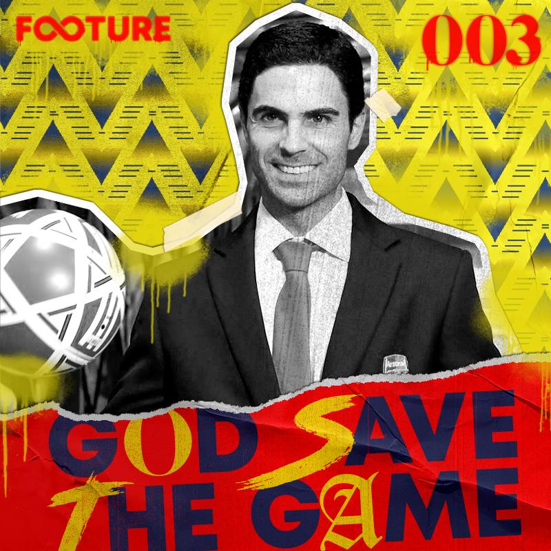 God Save The Game #3 – Arteta, Watford e janela de transferências