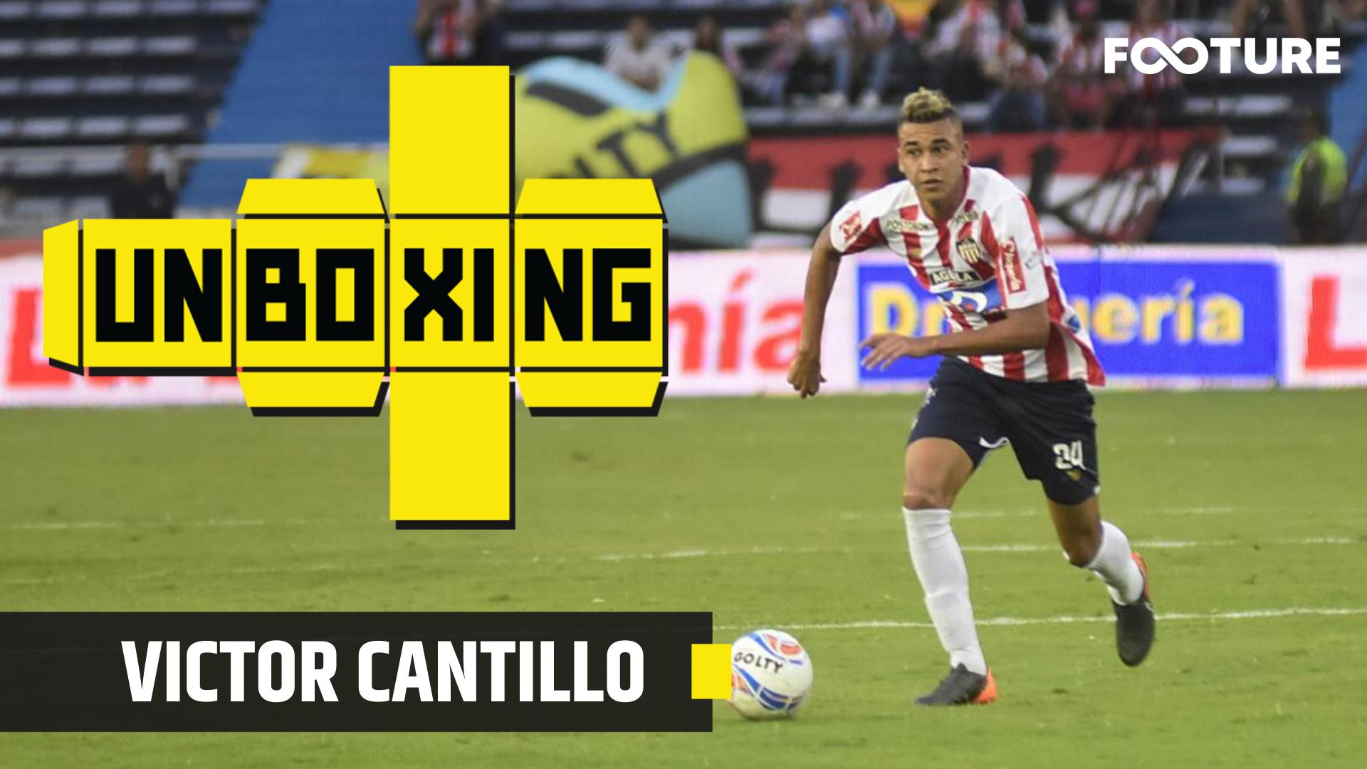 Unboxing #21 – Como joga Víctor Cantillo