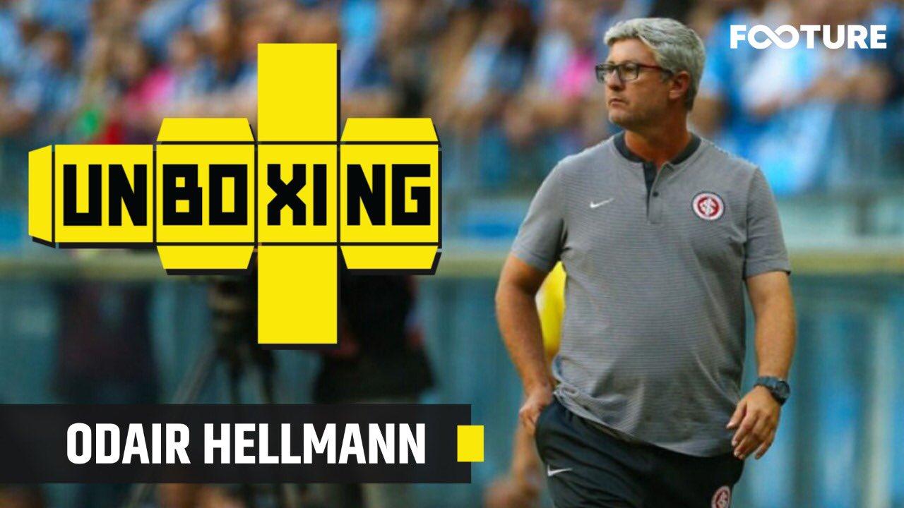Unboxing #22 – Como jogam os times de Odair Hellmann