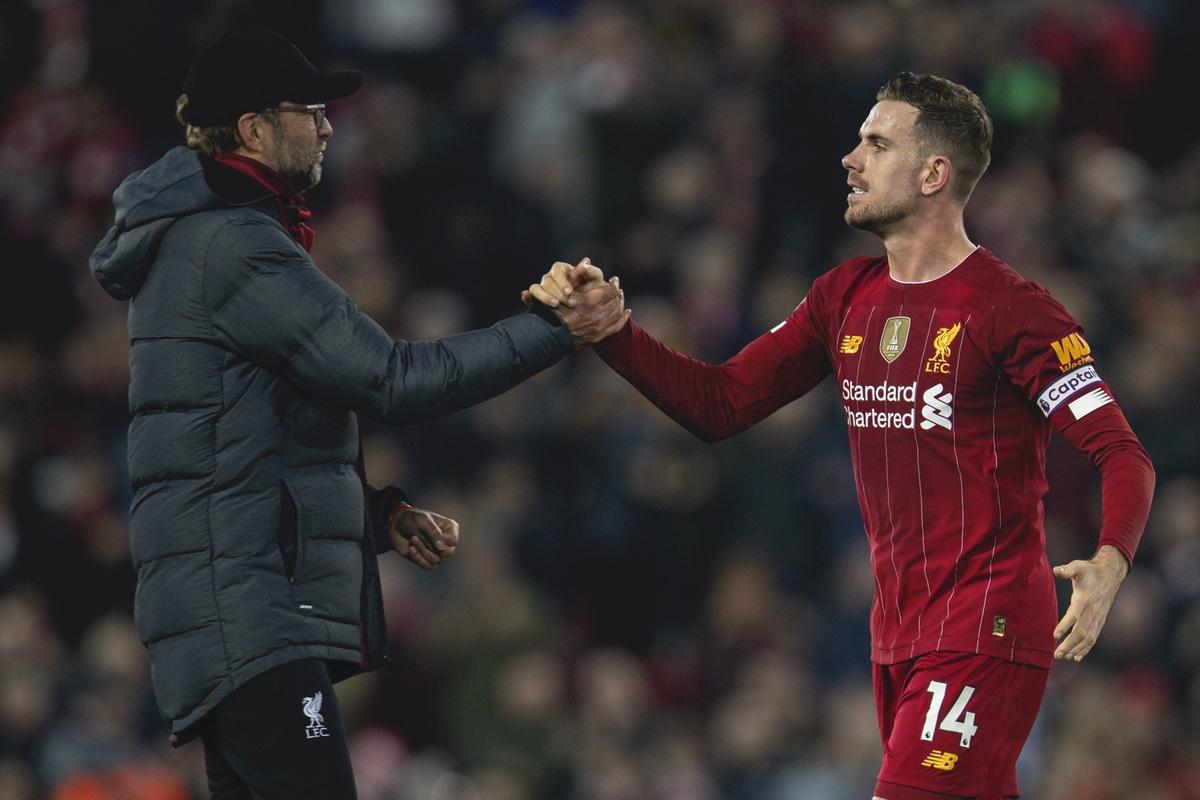 O Liverpool e o melhor dos mundos