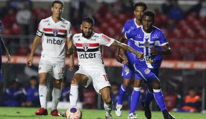 O novo posicionamento de Dani Alves que pode transformar o São Paulo