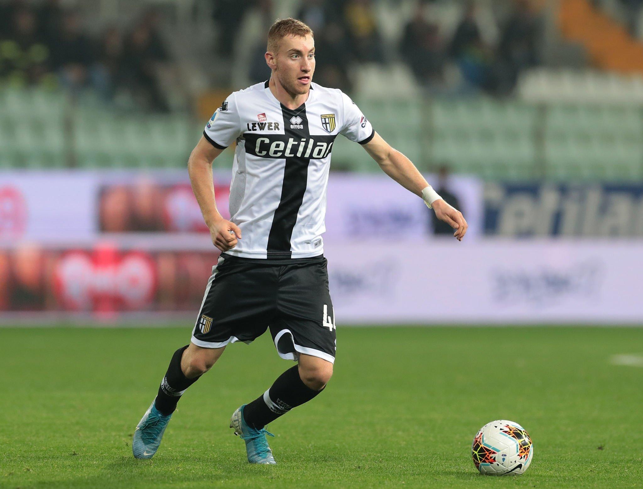 A importância de Kulusevski no contexto do Parma