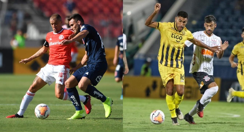 Os brasileiros na Libertadores – Semana 1