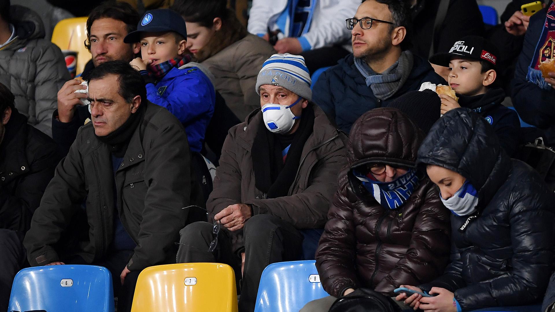 O coronavírus infectou a mente de quem comanda a Serie A italiana