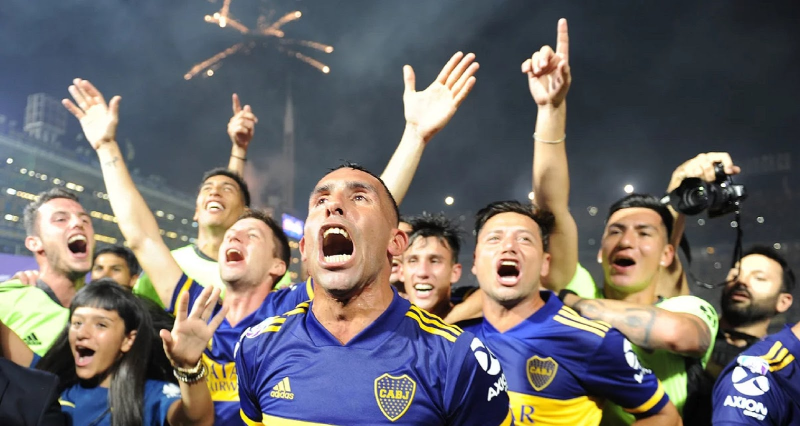 As duas faces de um Boca Juniors campeão