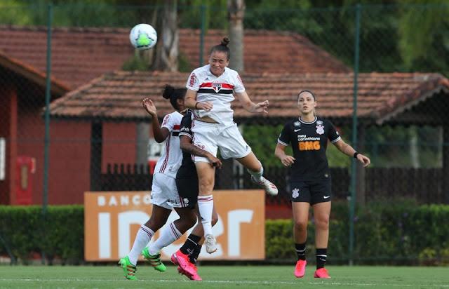 Como o Corinthians Feminino perdeu a invencibilidade no Brasileirão?