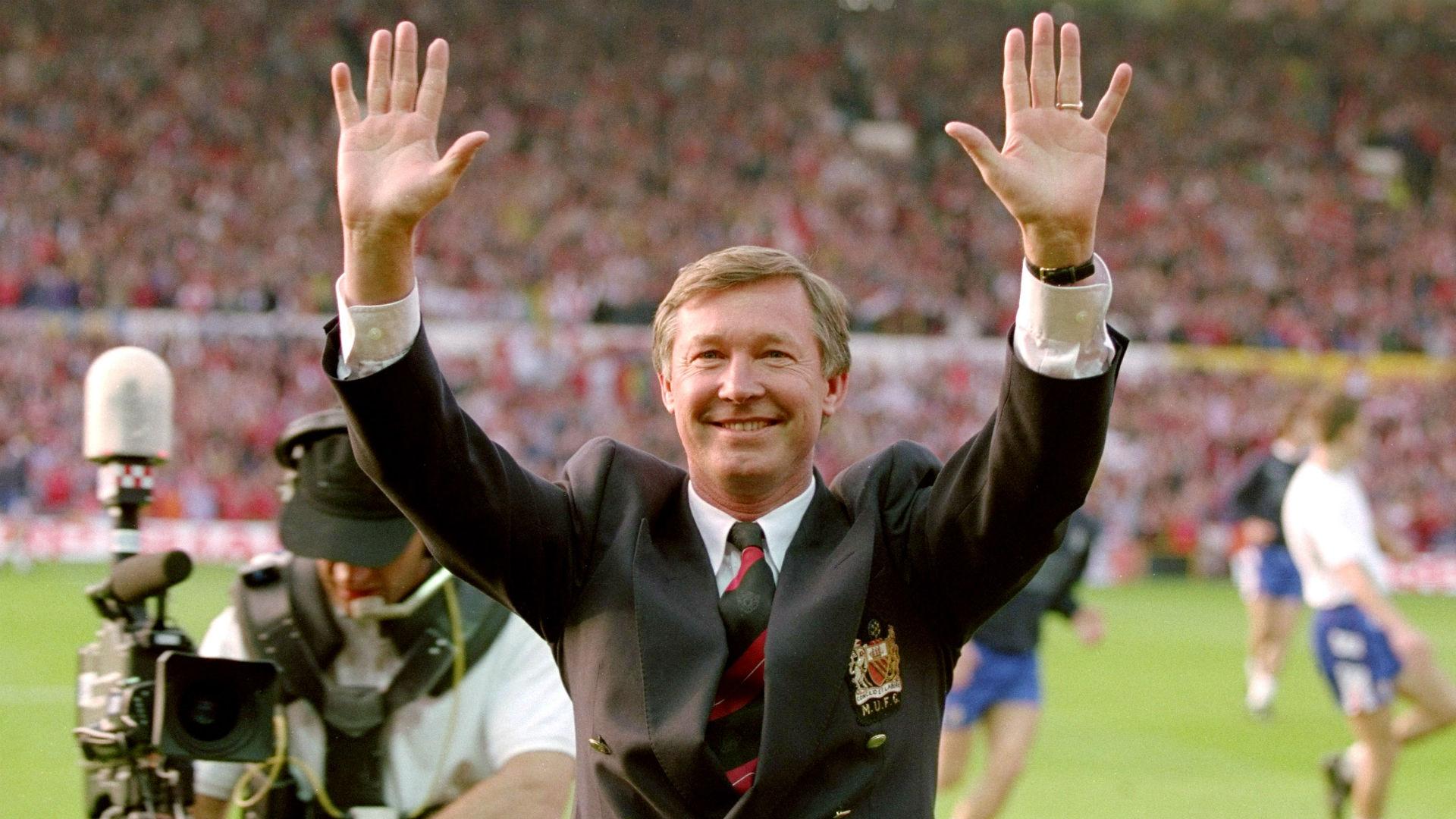 Como Sir Alex Ferguson construiu as bases para o seu sucesso no Manchester United?