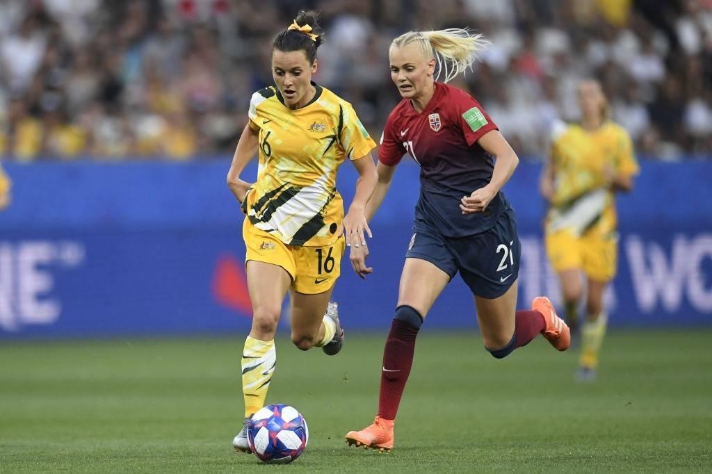 jogos da copa do mundo feminina