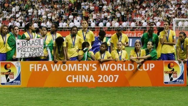 O gosto amargo da final da Copa do Mundo de 2007