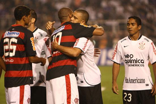 Corinthians 2×1 Flamengo: o último respiro de Fenômeno e Imperador