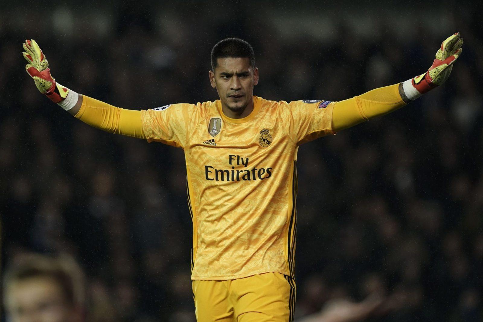 reforços do Real Madrid
