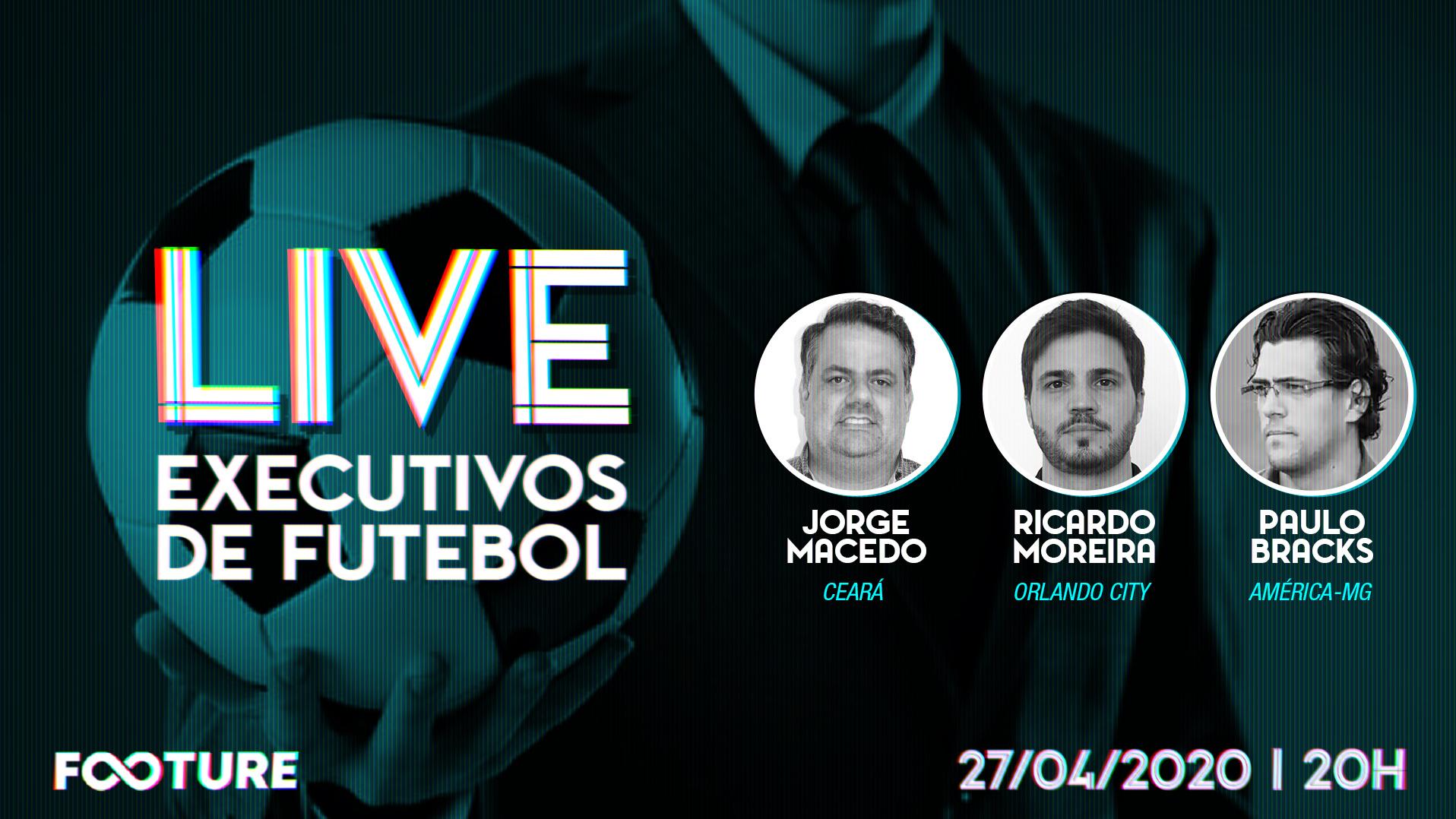 Live Futeboleira #95 | Os Executivos de Futebol