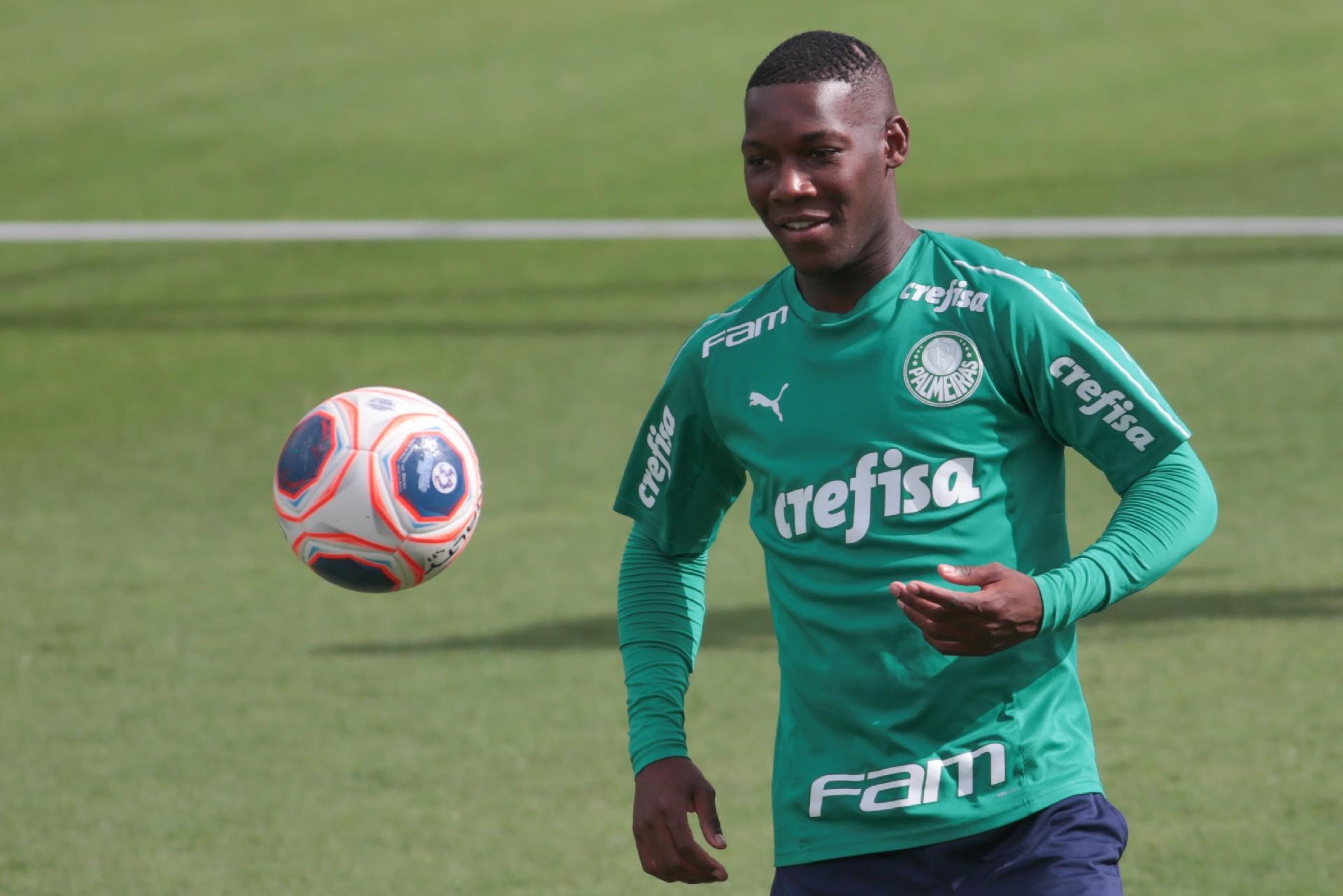 Patrick de Paula, o novo xodó do Palmeiras