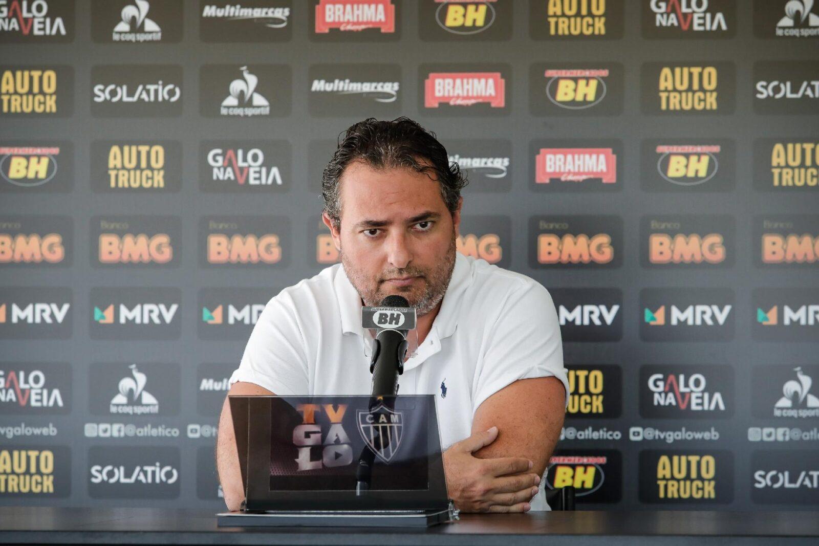 Atlético Mineiro Alexandre Mattos
