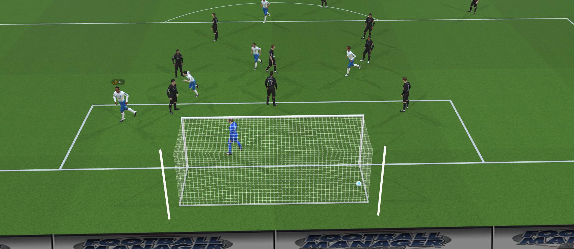 Fim de primeiro turno e liderança garantida com o AJA – Football Manager 2020 – #2