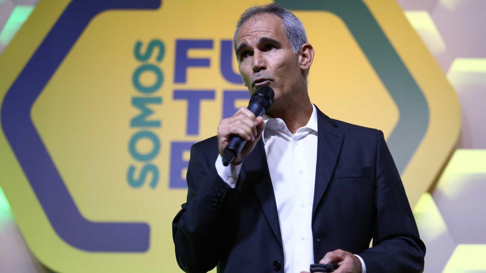 Carlos Amadeu (Foto/Divulgação CBF)
