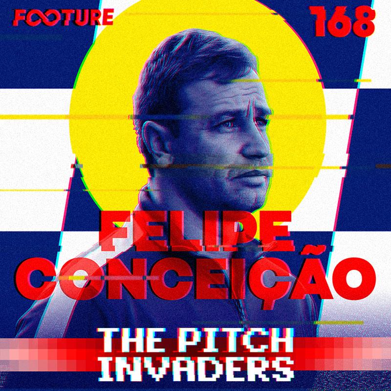 The Pitch Invaders #168 | Felipe Conceição e o projeto do RB Bragantino