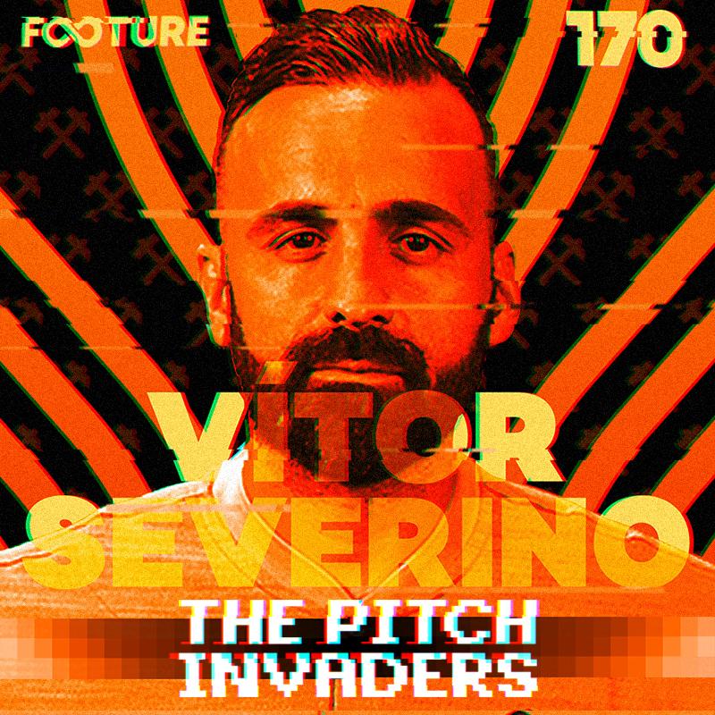 The Pitch Invaders #170 | Vítor Severino, auxiliar do Shakhtar