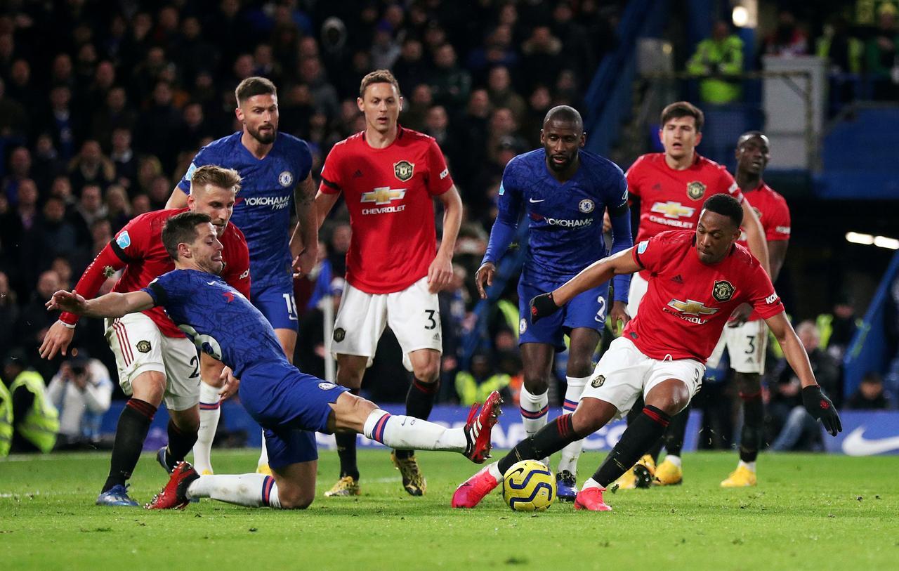 A briga por vagas europeias na Premier League
