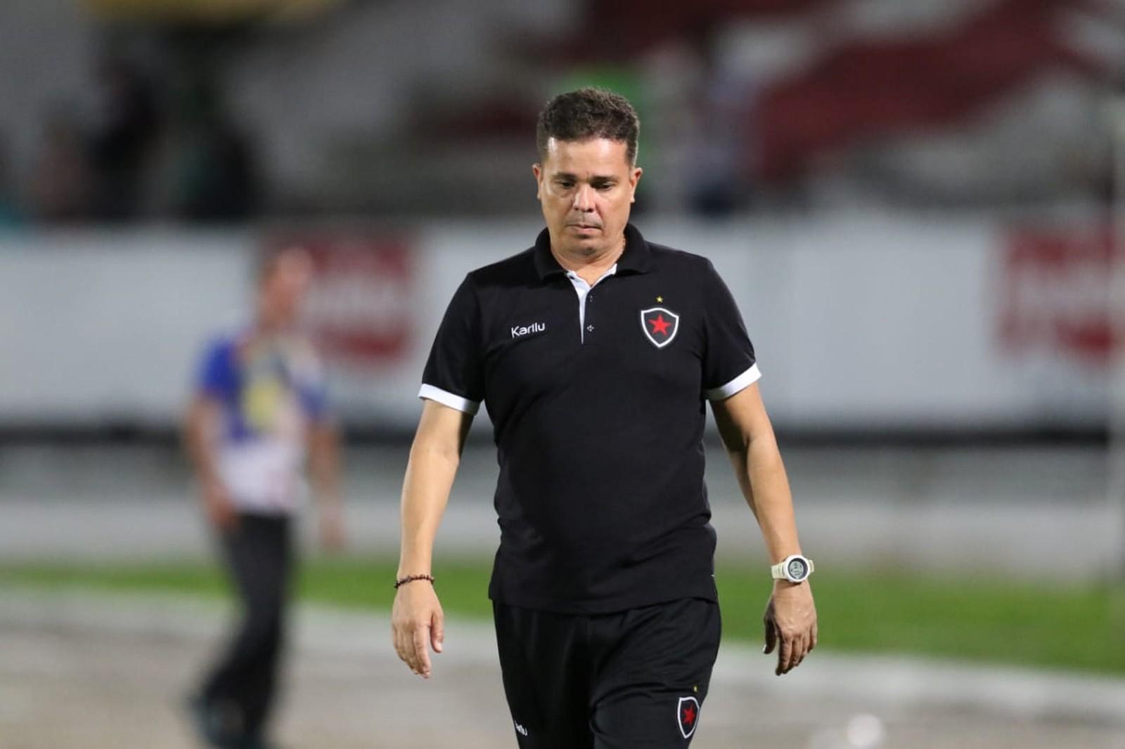 O legado de Evaristo Piza no Botafogo/PB