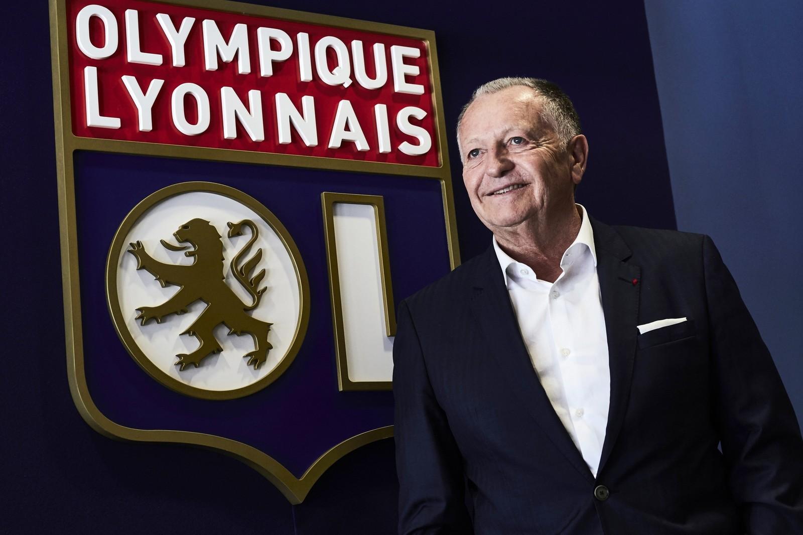 Lyon Feminino Jean Michel Aulas