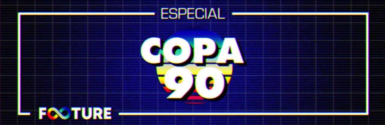 30 anos da Copa do Mundo de 1990: olhos selvagens