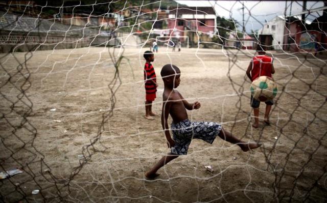 O jovem em vulnerabilidade e o futebol como luta por reconhecimento